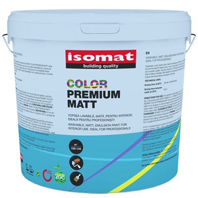 ISOMAT COLOR PREMIUM MATT