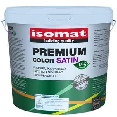 ISOMAT PREMIUM COLOR ECO SATIN